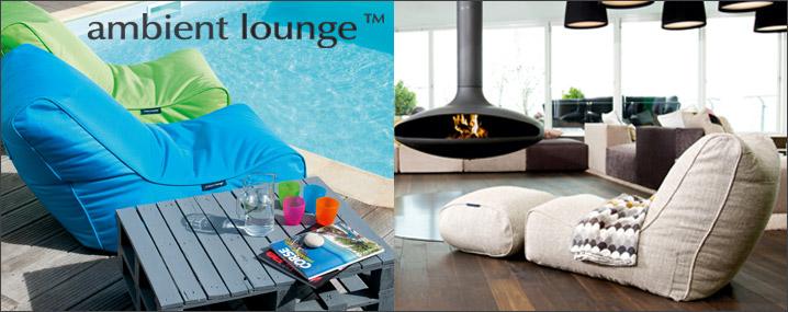 Poufs Ambient Lounge Australia